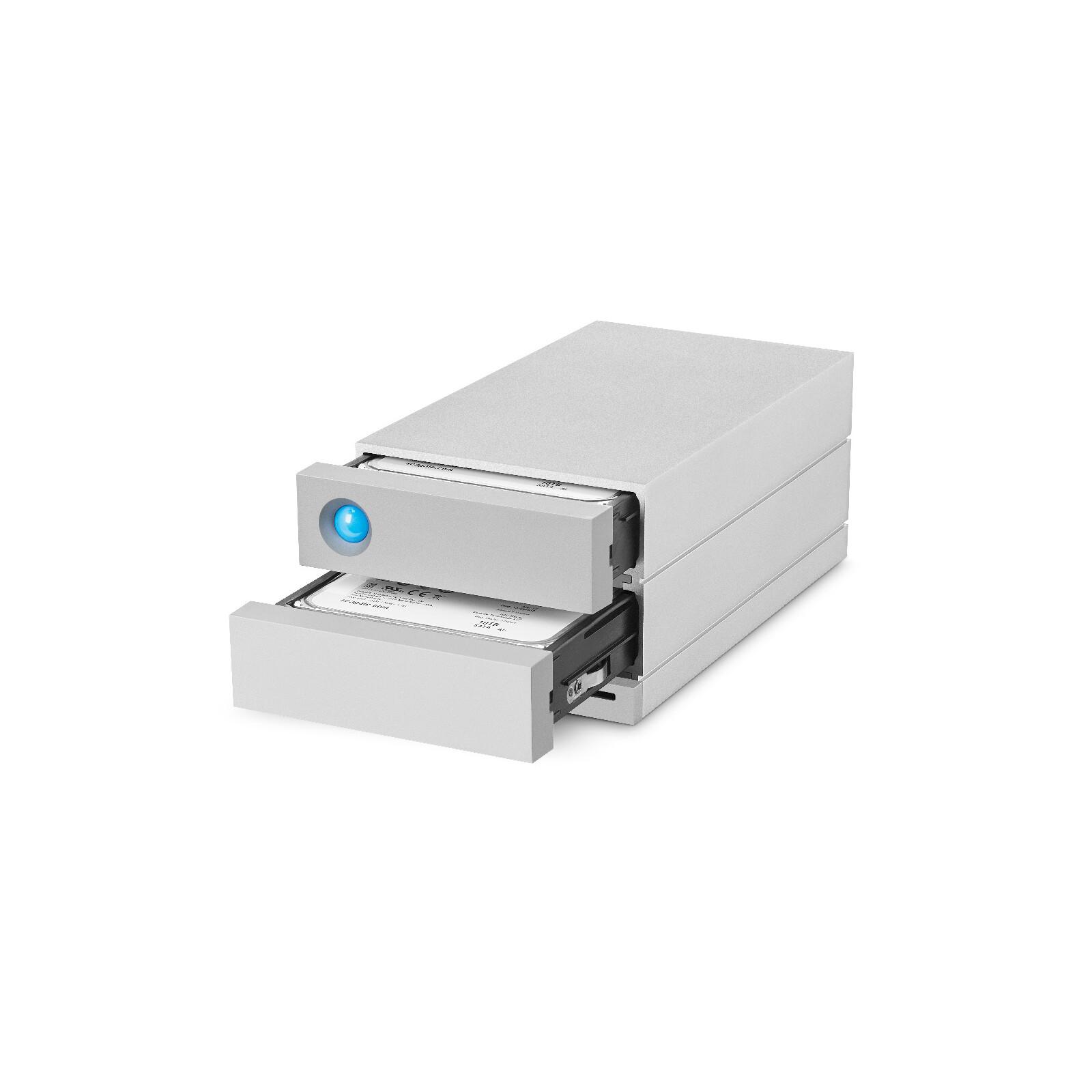 LaCie 2big Dock 20TB Thunderbolt 3, DAS