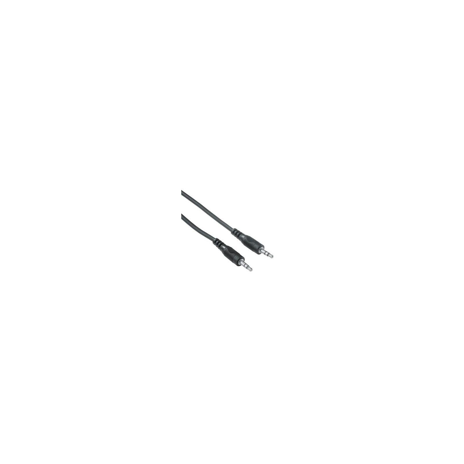 Hama 48912 3,5-mm-Klinken-Kabel, Stecker - Stecker, Stereo,