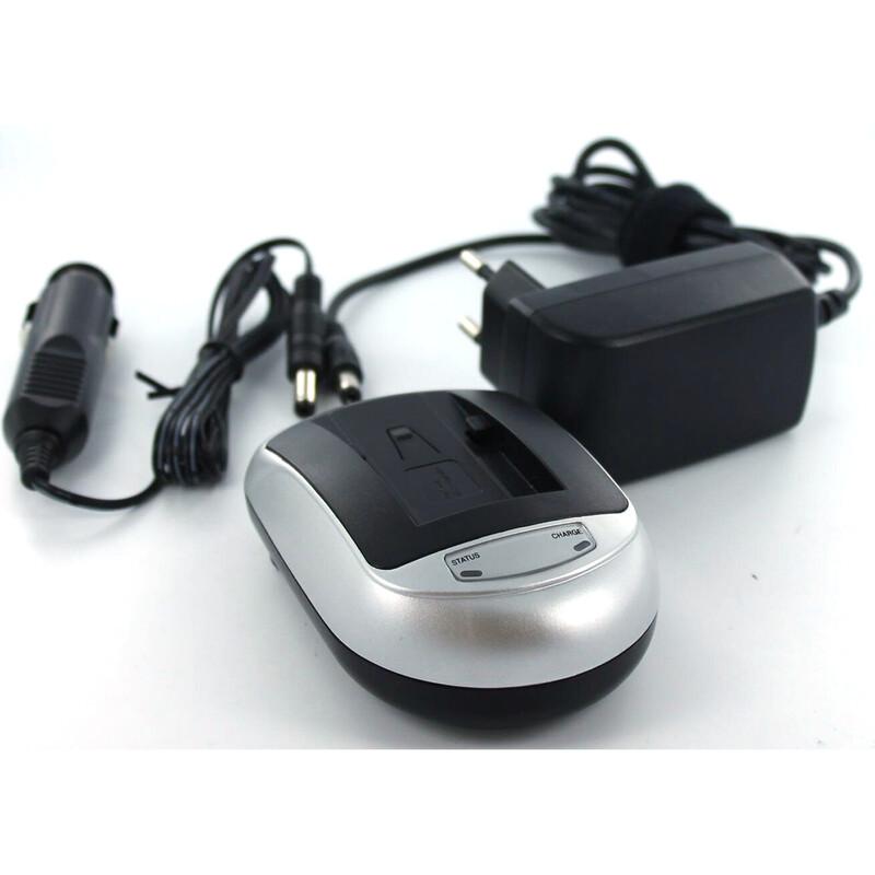 AGI 37317 Ladegerät Sony FDR-AX53