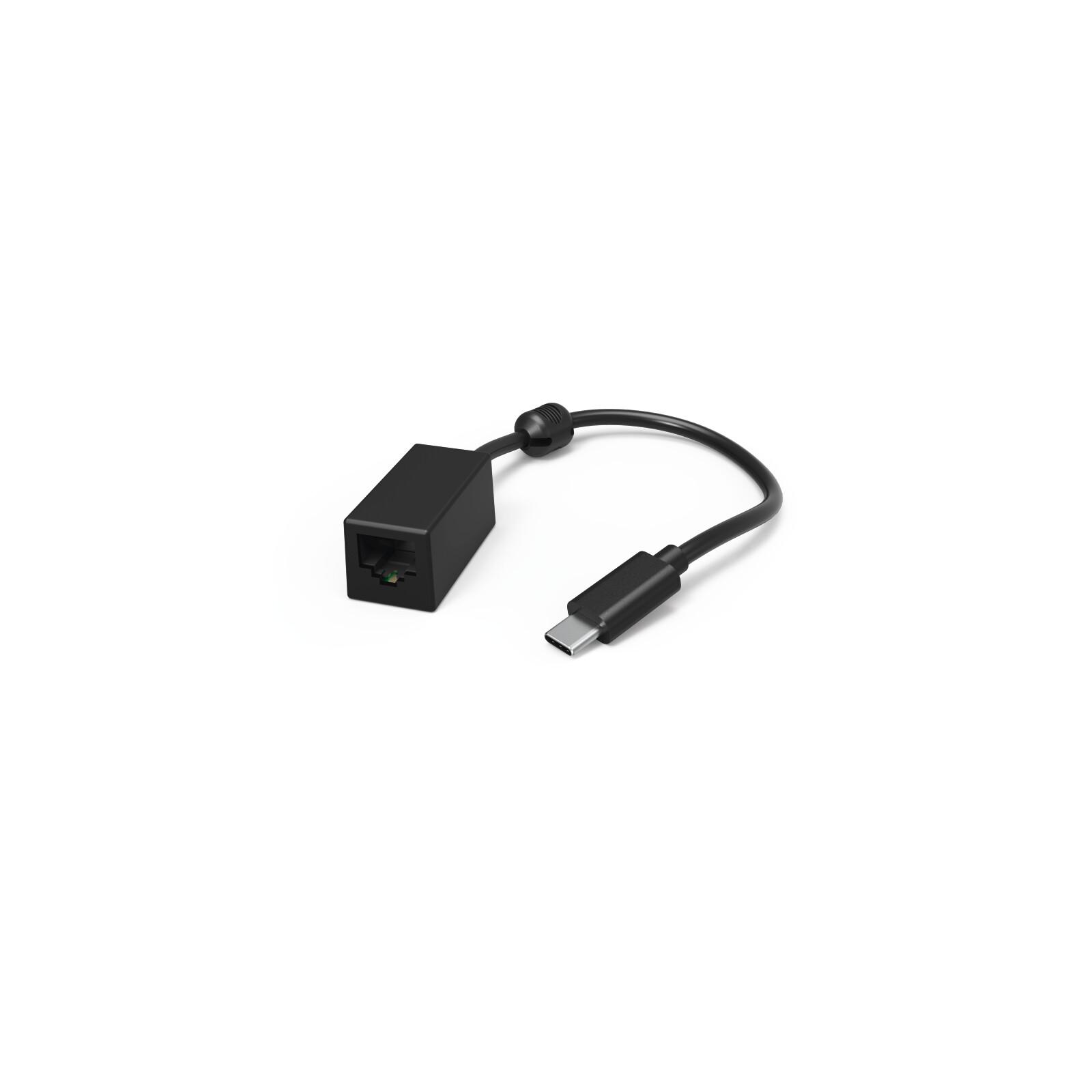 Hama 177104 USB-C-Gigabit-Ethernet-Adapter 10/100/1000 Mbps