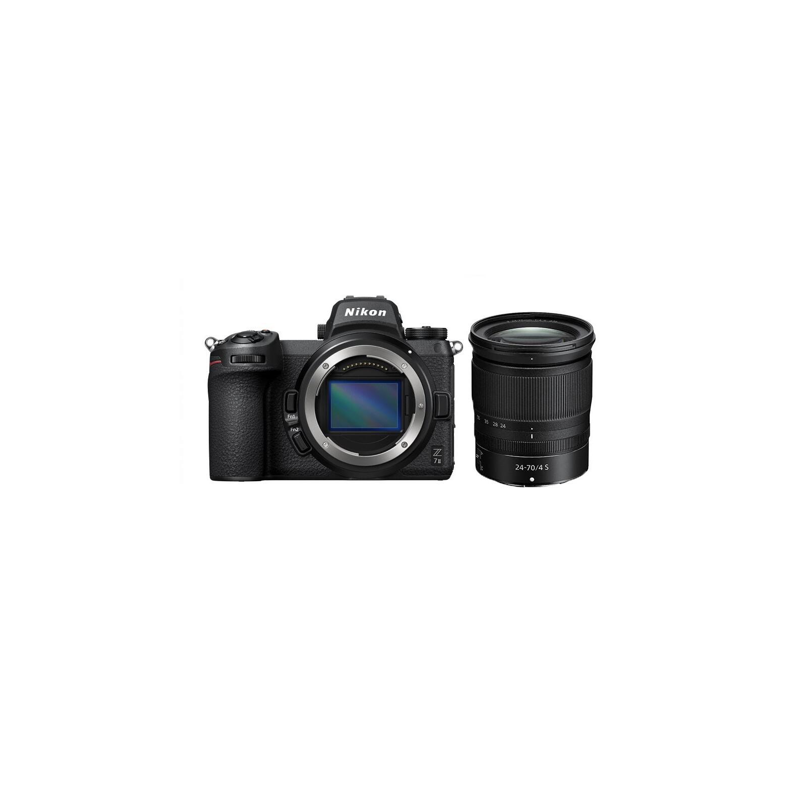 Nikon Z 7II + Z 24-70/4,0 S
