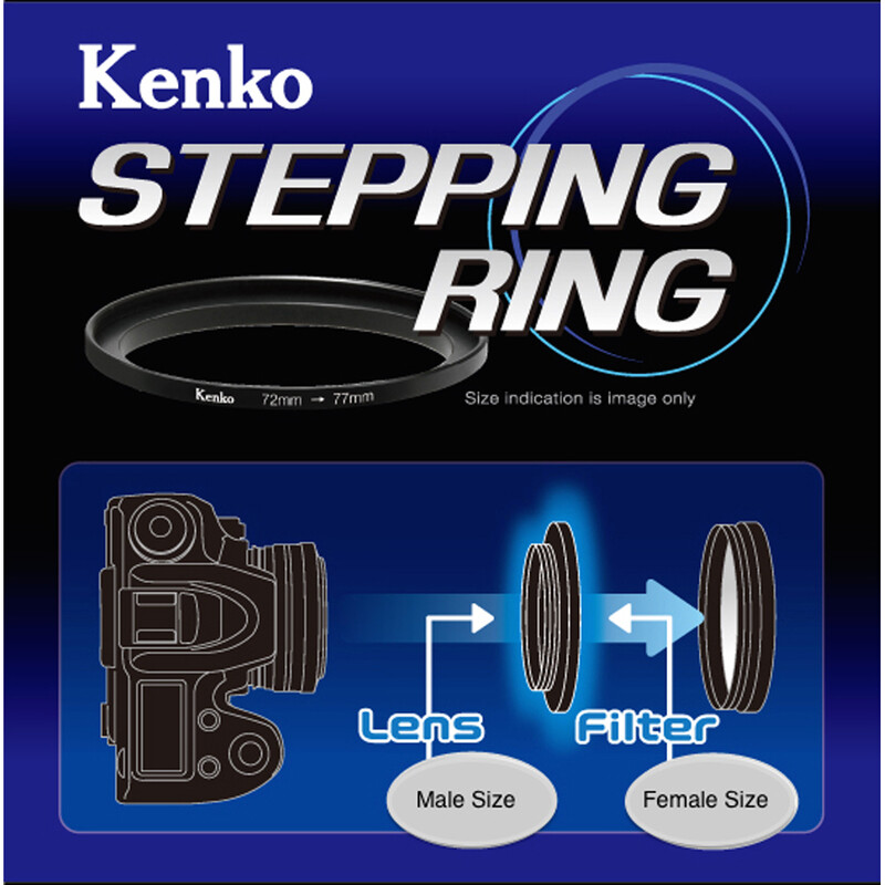 Kenko Adapterring 58 - 67