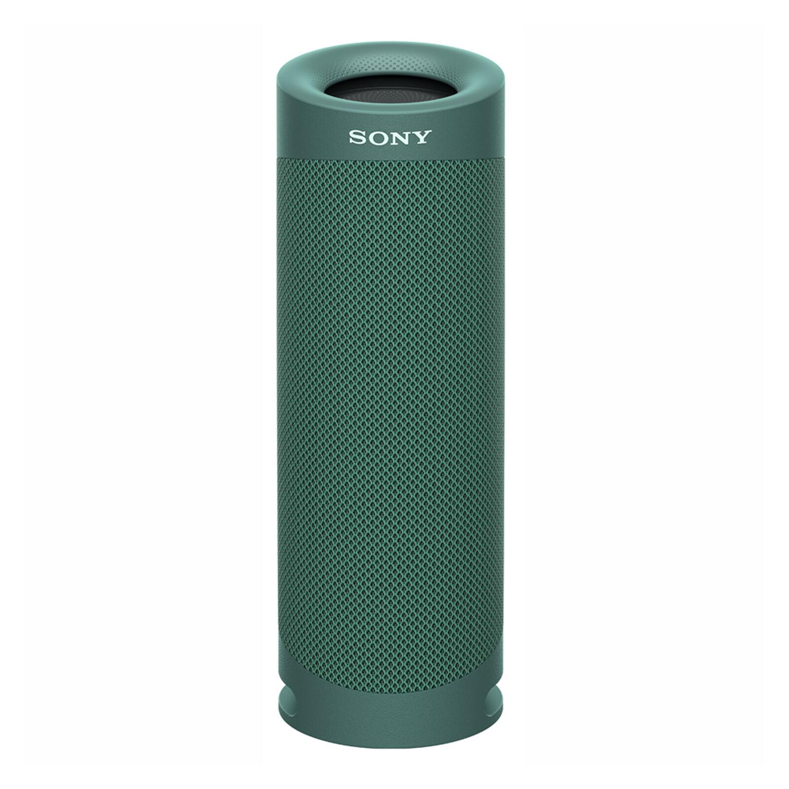 Sony SRS-XB23G Bluetooth Lautsprecher grün