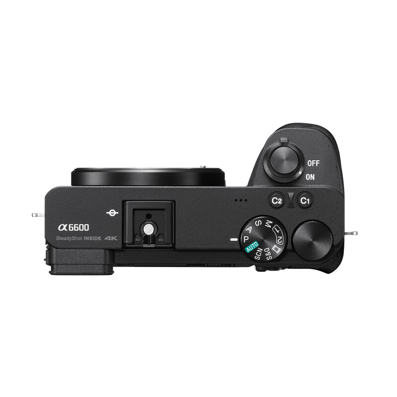 Sony ALPHA 6600 Gehäuse