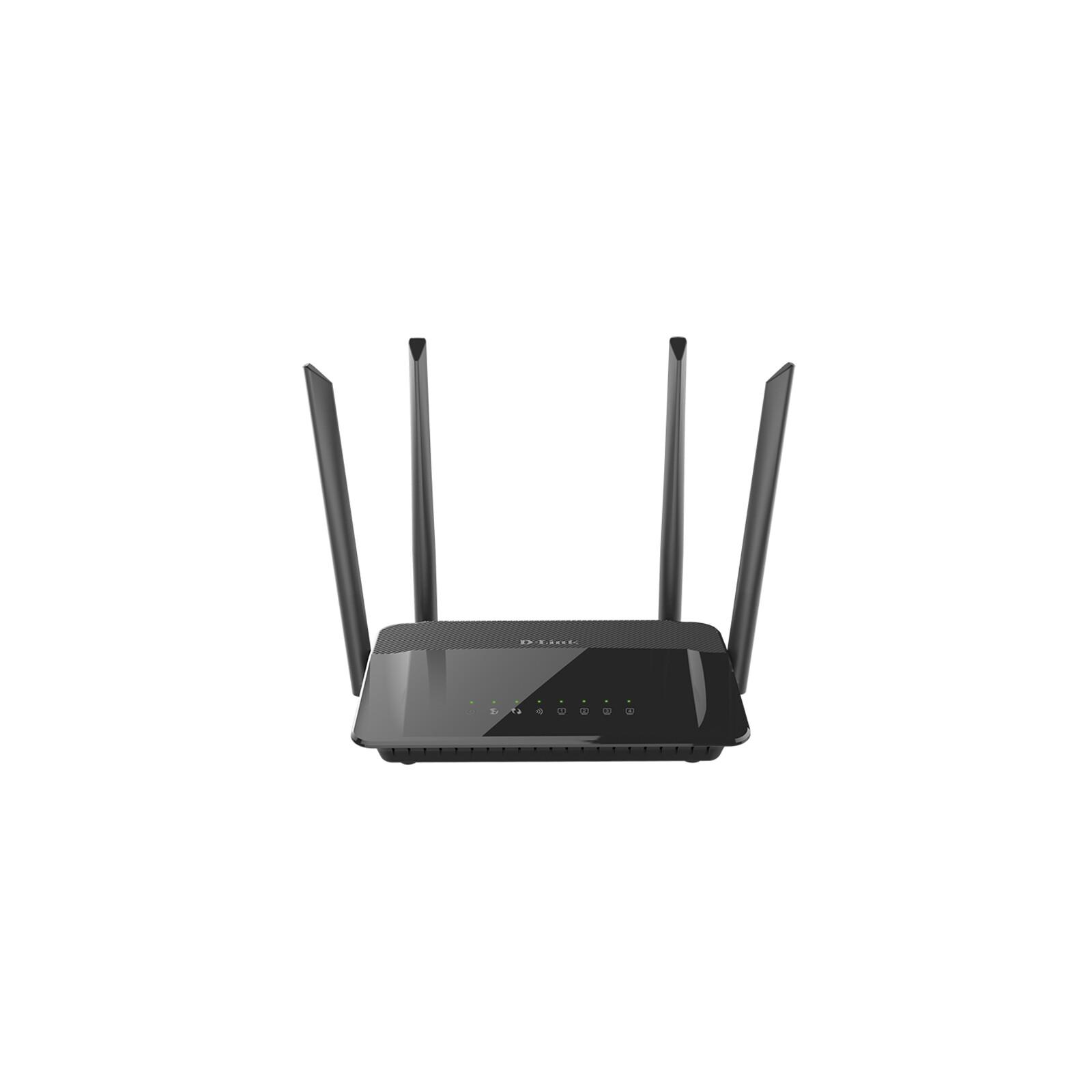 D-Link Dualband Gigabit Router AC1200
