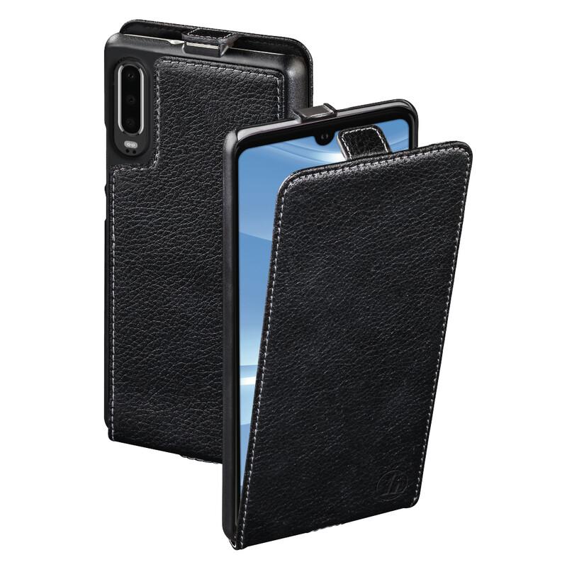 Hama Flip Tasche Smart Huawei P30 Black
