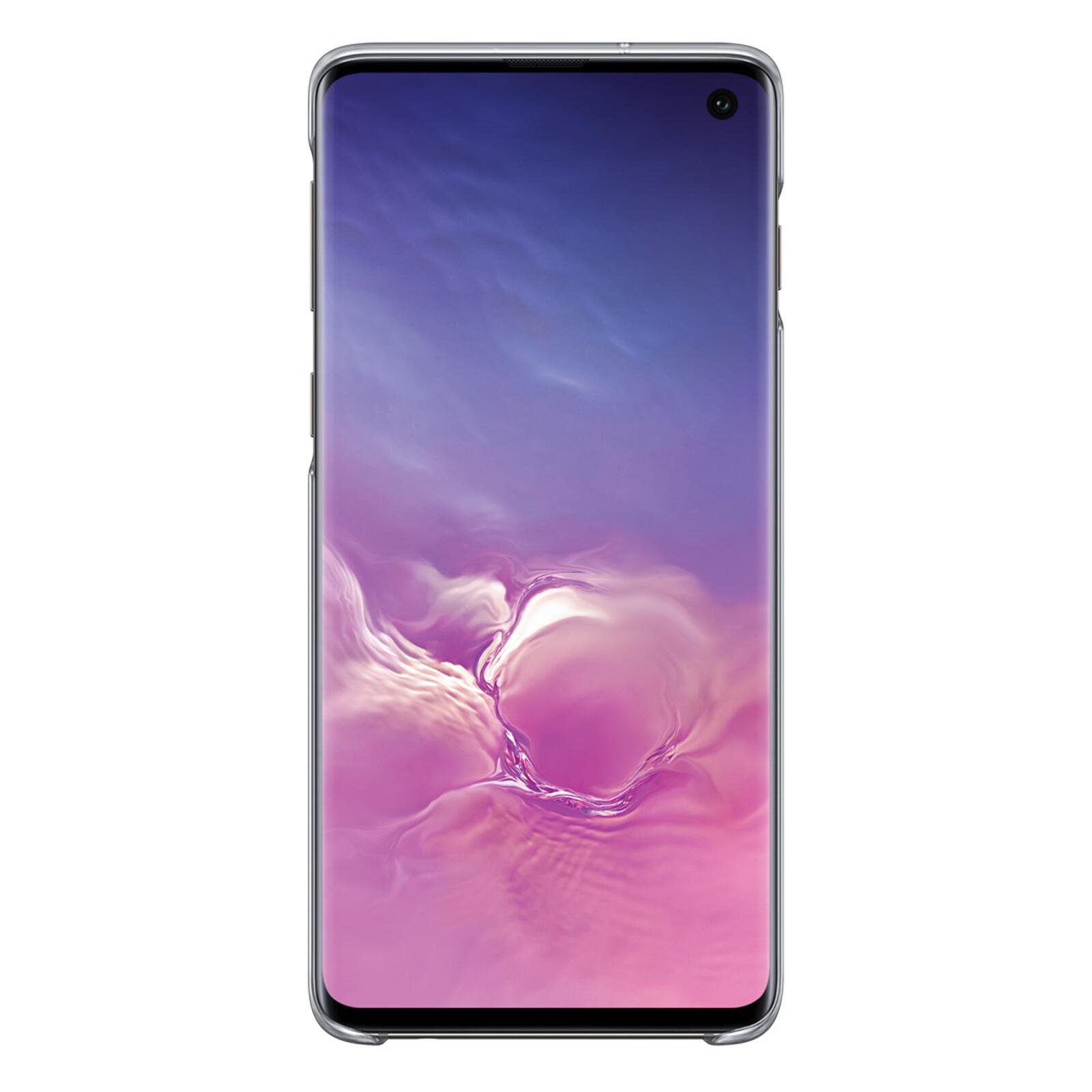 Samsung Back Cover Crystal Samsung Galaxy S10