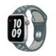 Apple Watch 40mm Nike Sportarmband hasta/light silver