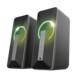 TRUST Arva LED Bluetooth Speaker schwarz