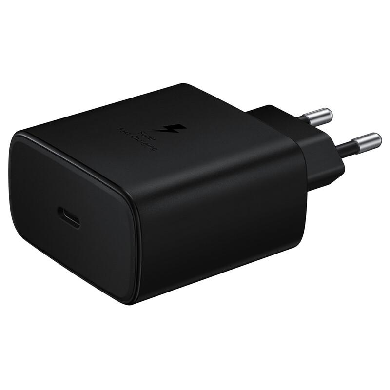Samsung Original USB-C 45W Reiselader / Ladegerät schwarz