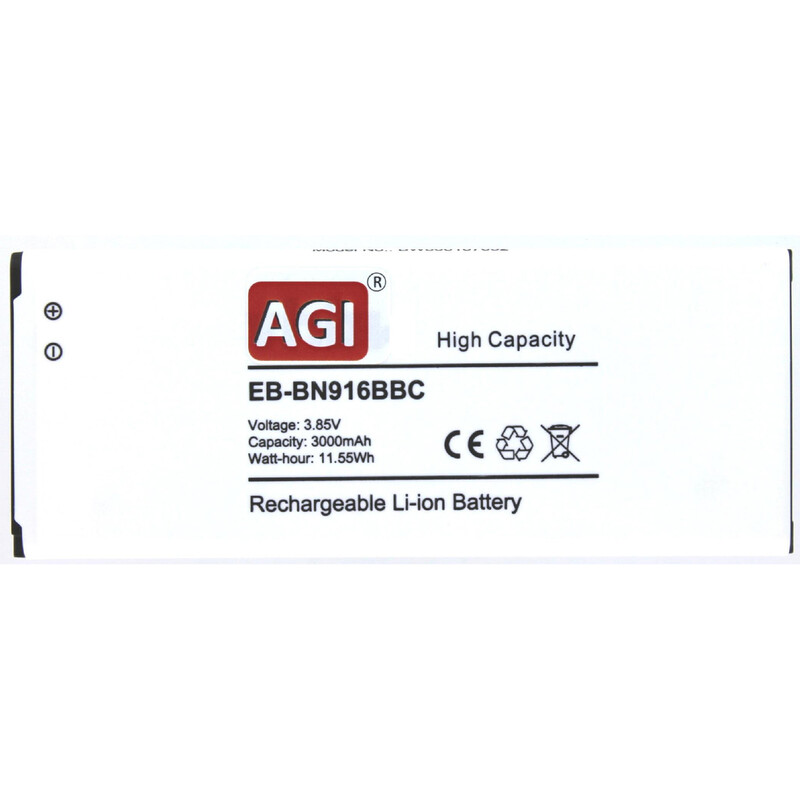 AGI Akku Samsung Galaxy Note 4 3.000mAh