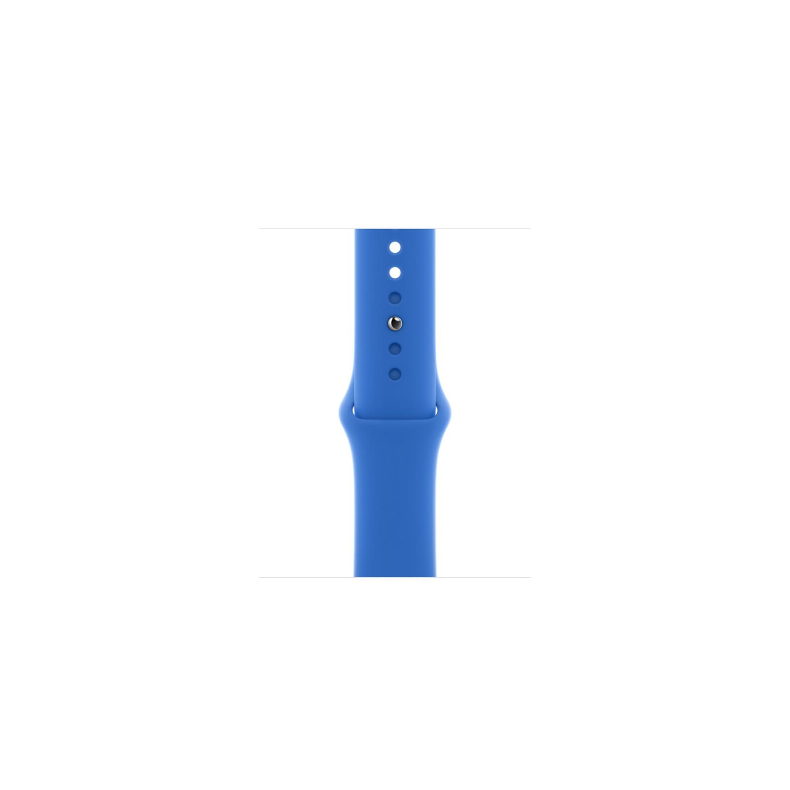 Apple Watch 40mm Sportarmband capriblau
