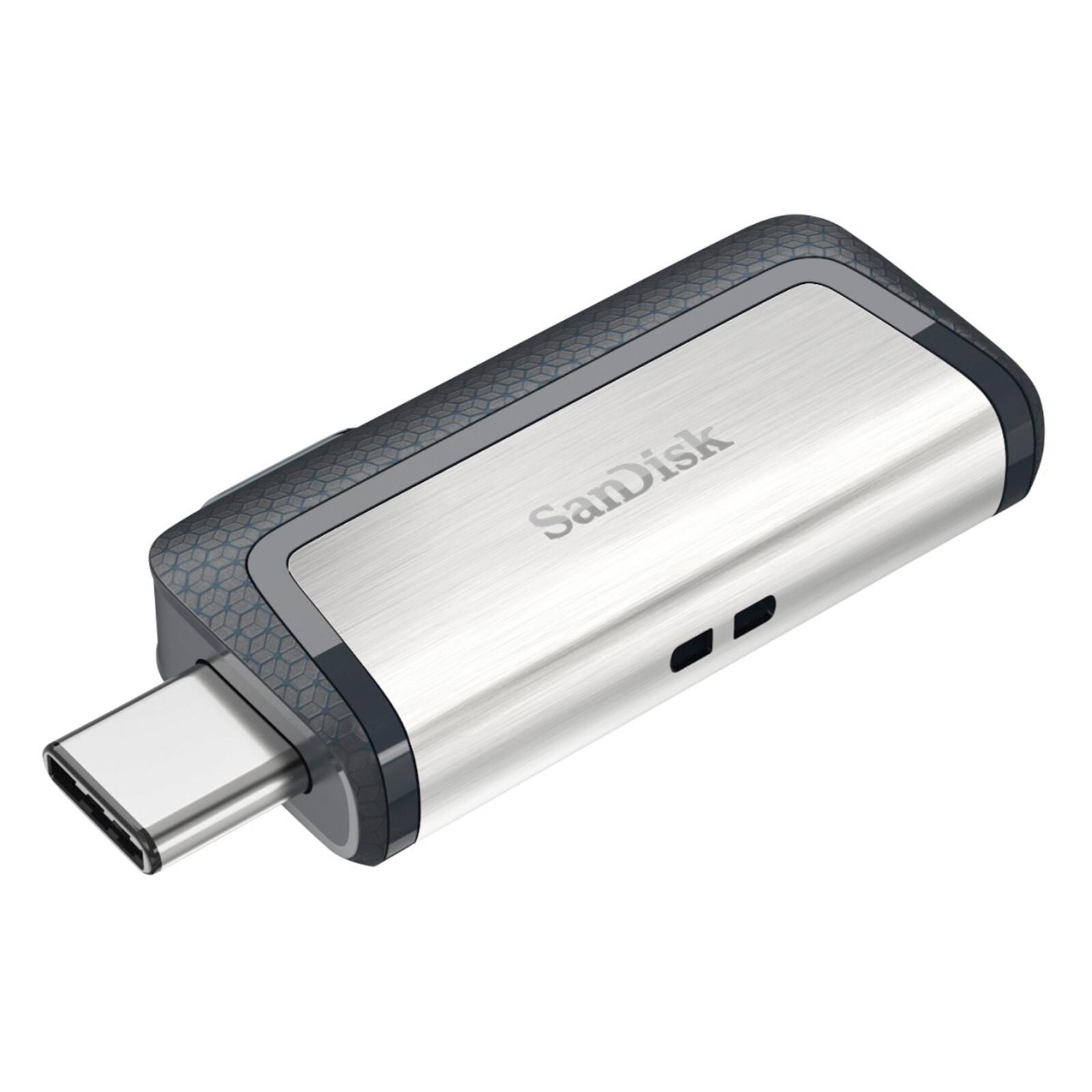 SanDisk 128GB Cruzer Ultra Dual Drive USB 3.1 150MB/s