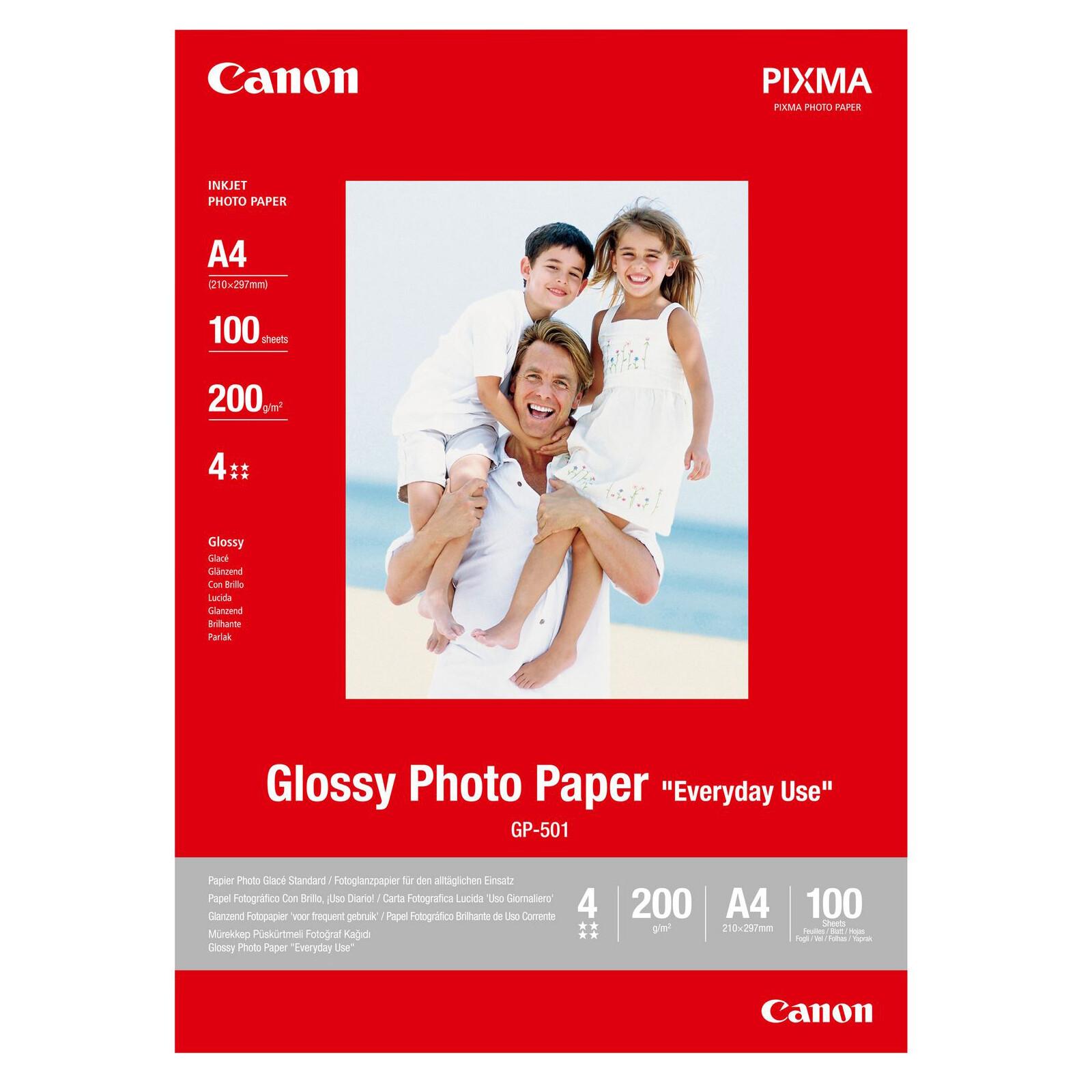 Canon GP-501 A4 100Bl 170g glossy