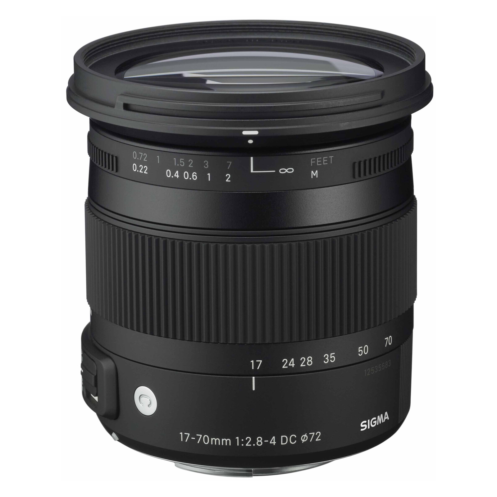 Sigma 17-70/2,8-4,0 DC Macro OS HSM Nikon