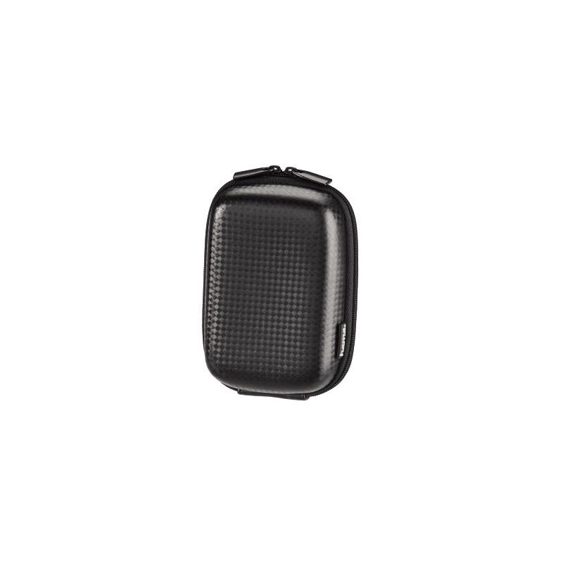 Hama 23142 Hardcase Carbon Style 60L Schwarz