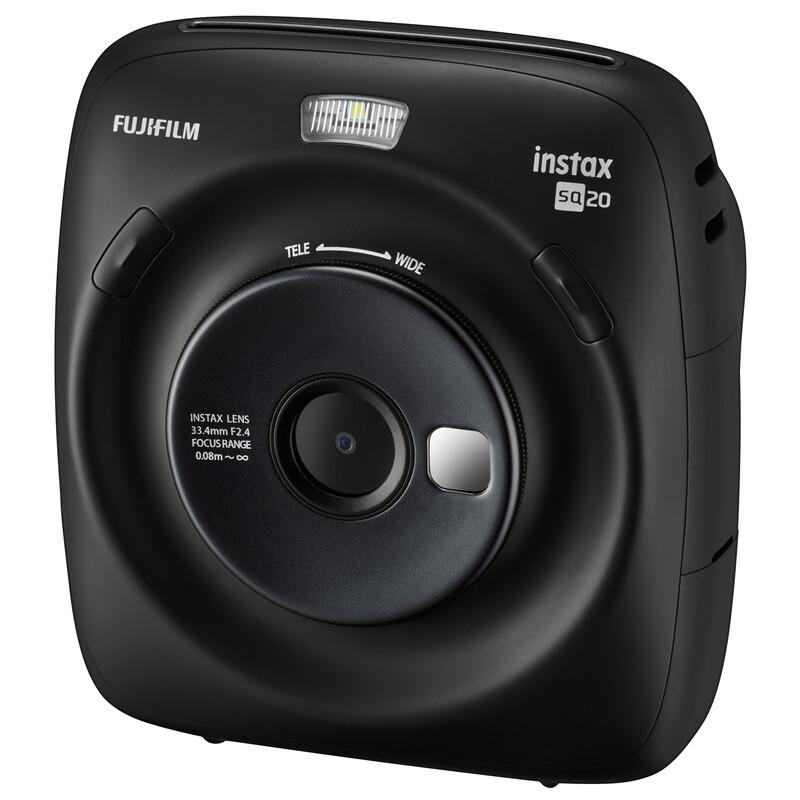Fujifilm Instax Square SQ 20 Black