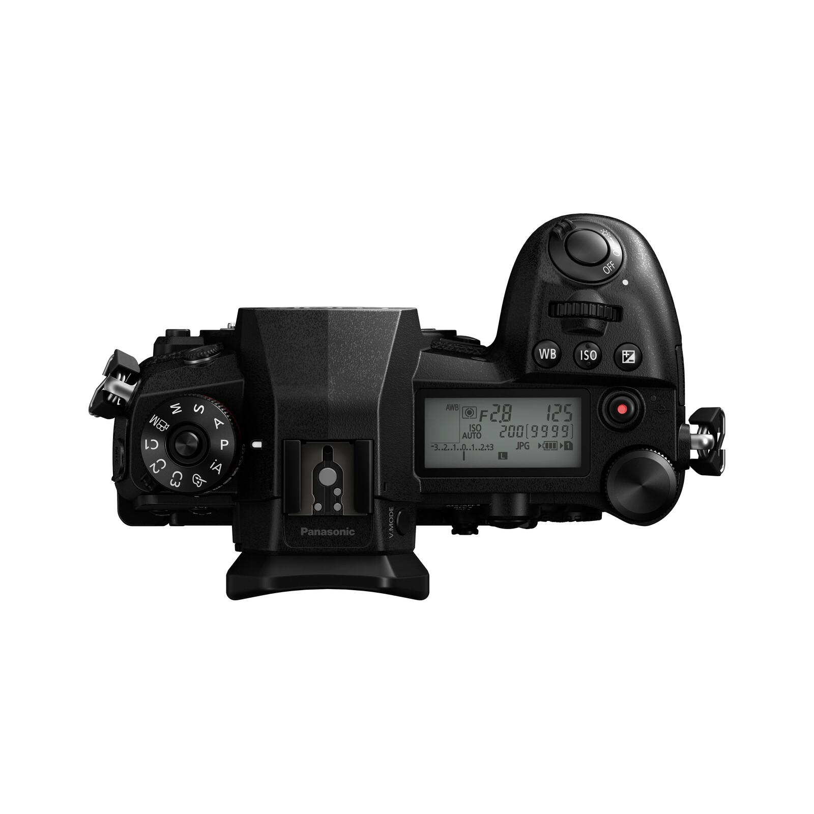 Panasonic DC-G9EG-K Lumix G Gehäuse
