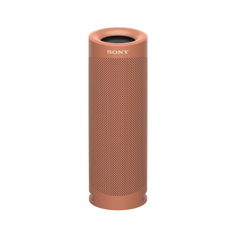 Sony SRS-XB23R Bluetooth Speaker rot