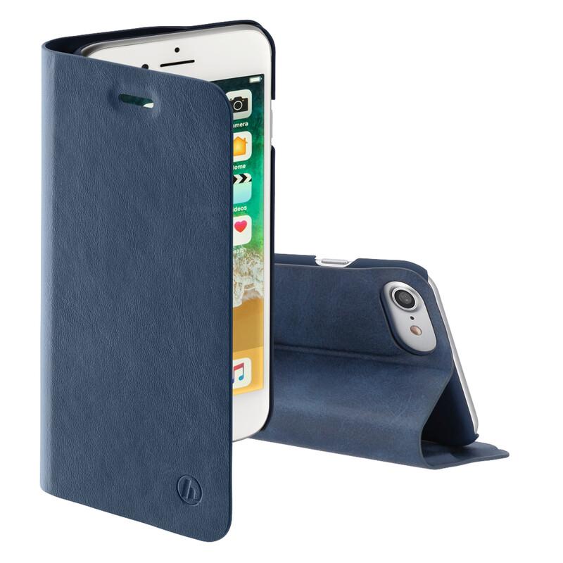 Hama Book Tasche Guard Pro Apple iPhone 7/8 blau