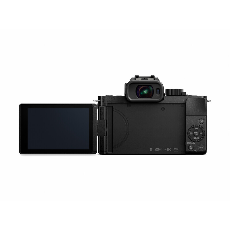 Panasonic DC-G110KEG-K schwarz