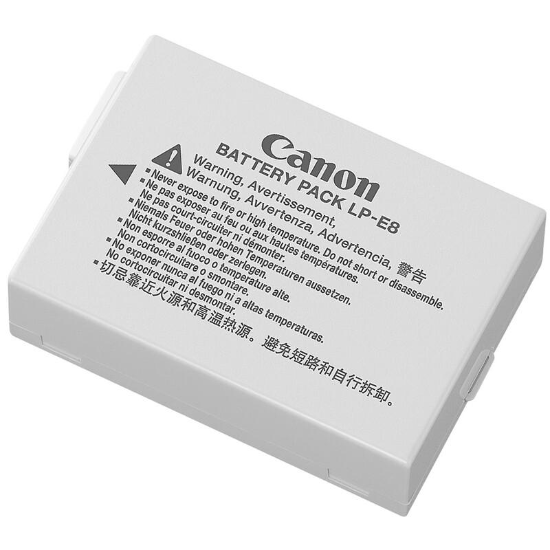 Canon 80144 Orginal Akku LP-E8