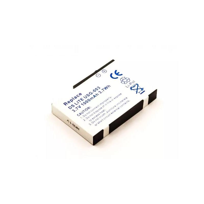 AGI Akku Nintendo DS Lite 900mAh