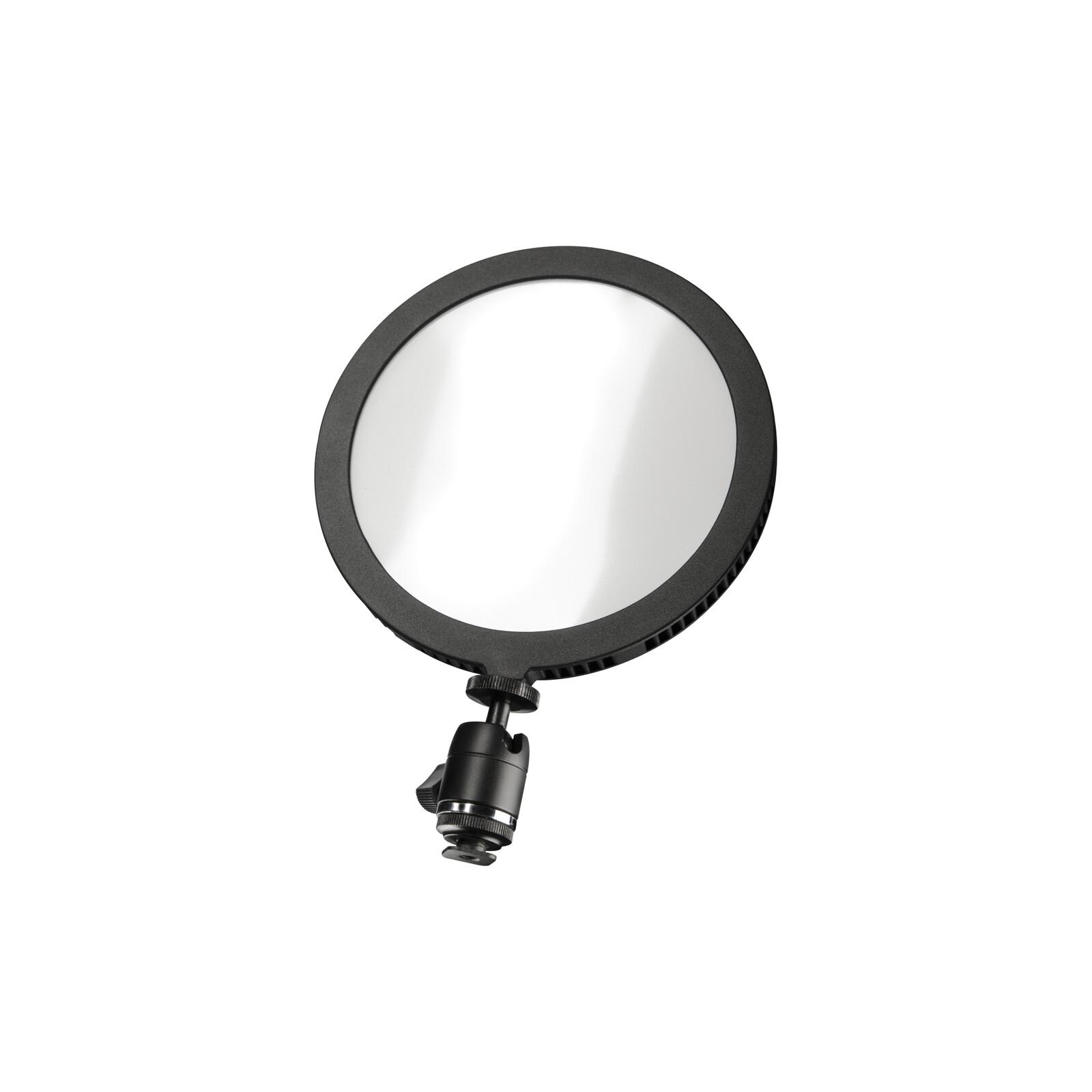 walimex pro Soft LED 200 Round Bi Color