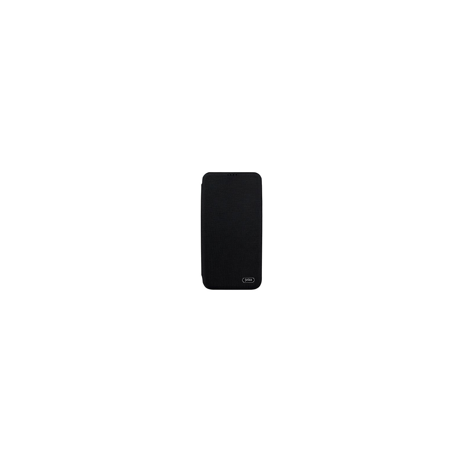 Felixx Book Tasche Ancona Samsung Galaxy S10 schwarz