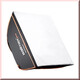 walimex pro Softbox OL 40x40cm Hensel EH