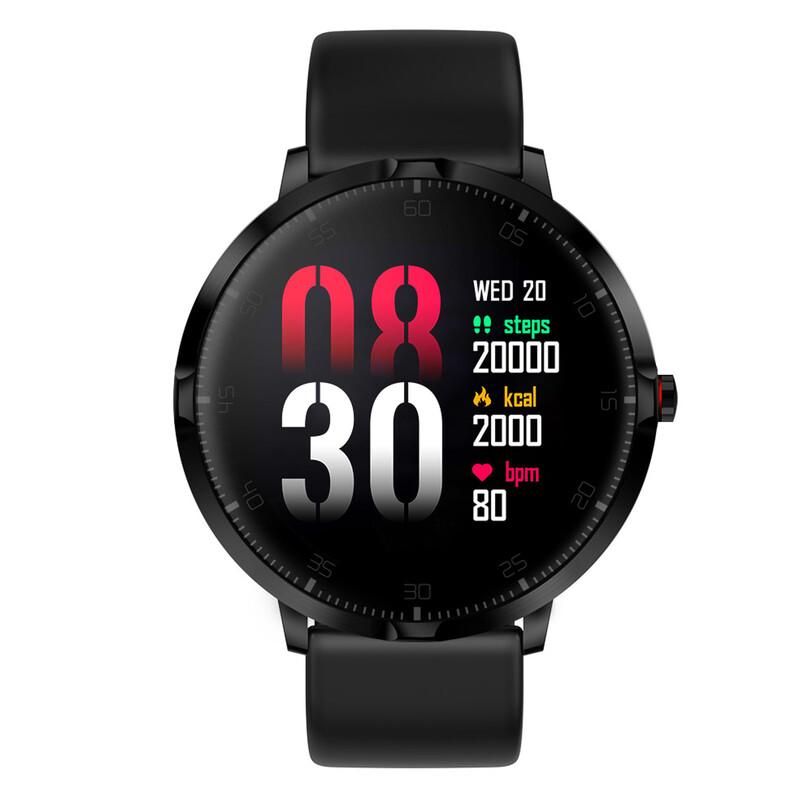 IOMI Smartwatch schwarz/schwarz