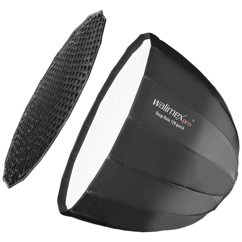 Walimex pro Studio Line Deep Rota Softbox QA120 Walimex pro