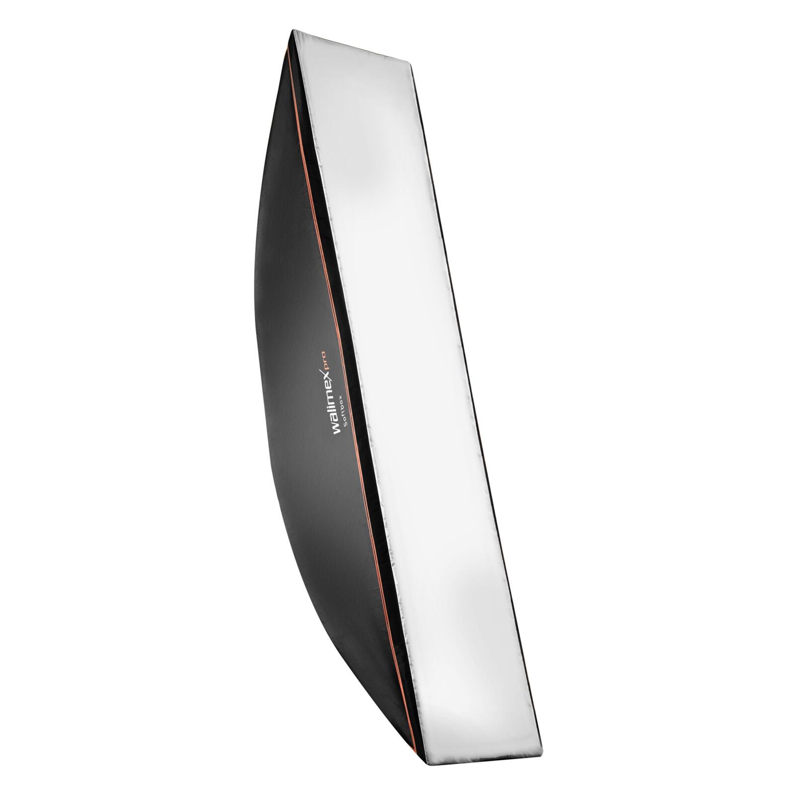 walimex pro Softbox OL 22x90cm Aurora/Bowens