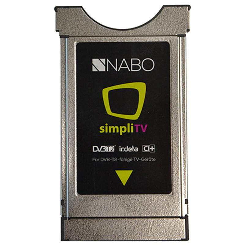Nabo SimpliTV CI+Modul