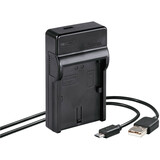 Hama 81378 USB-Ladegerät Travel Canon LP-E6