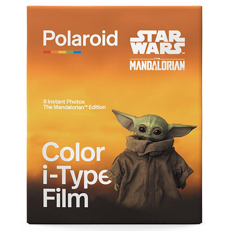 Polaroid i-Type Color The Mandalorian Edition