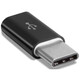 Axxtra Adapter MicroUSB auf USB-C