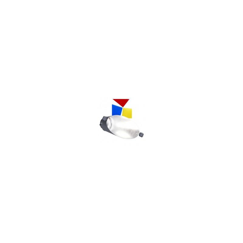 walimex pro & K Hintergrundreflektor + Farbfilter