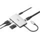 D-Link USB-C 6in1 USB 3.0 Hub mit HDMI/Cardreader