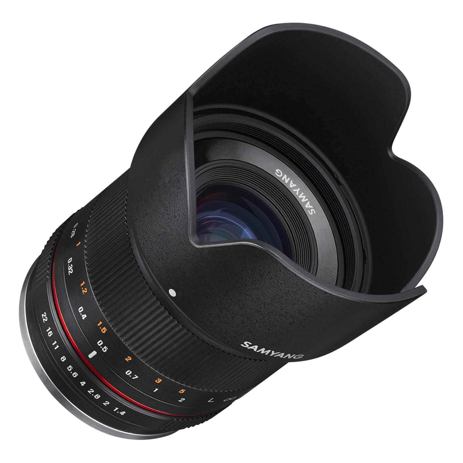Samyang 21/1,4 APS-C Sony E
