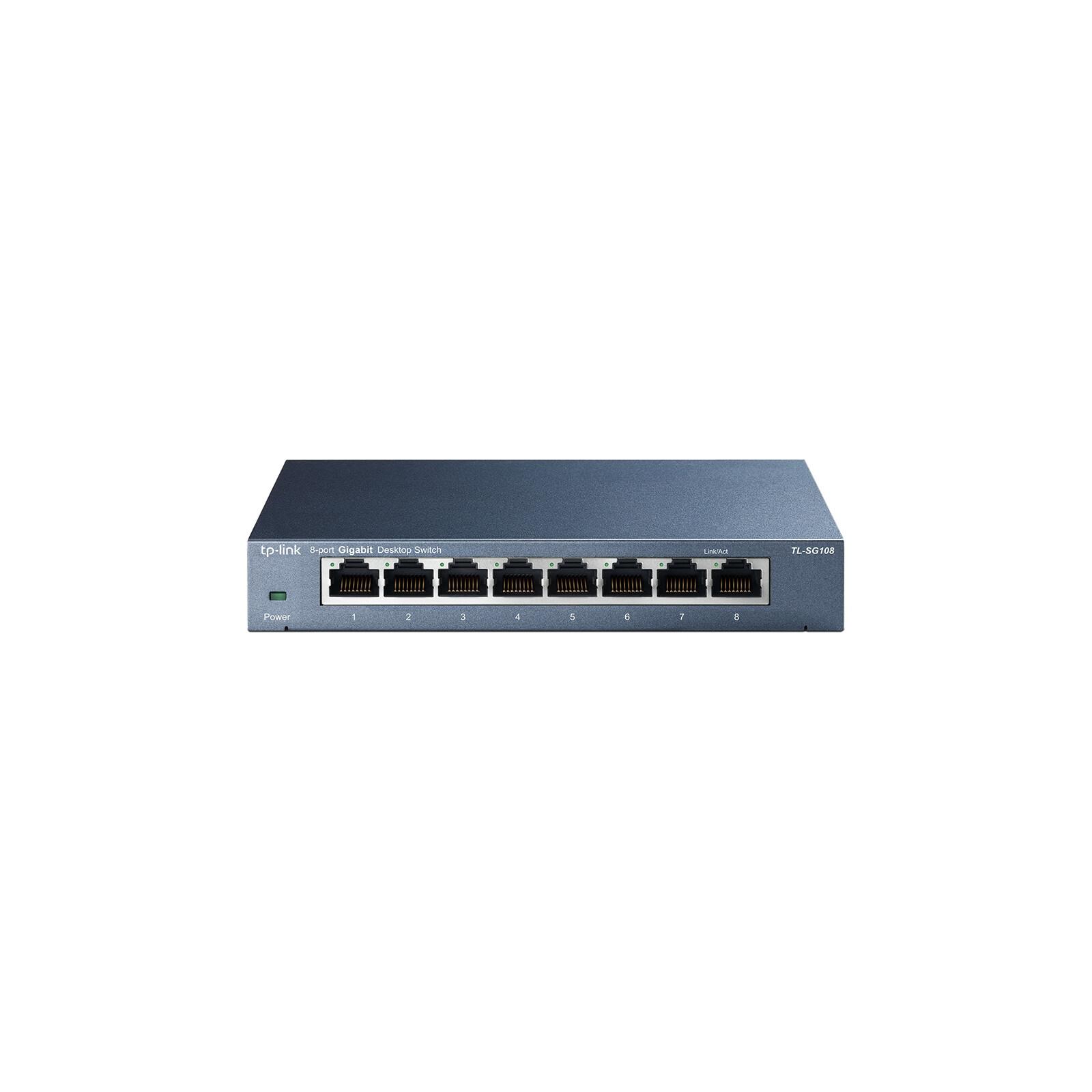 TP-Link SG100 8 Port Gigabit Desktop Switch