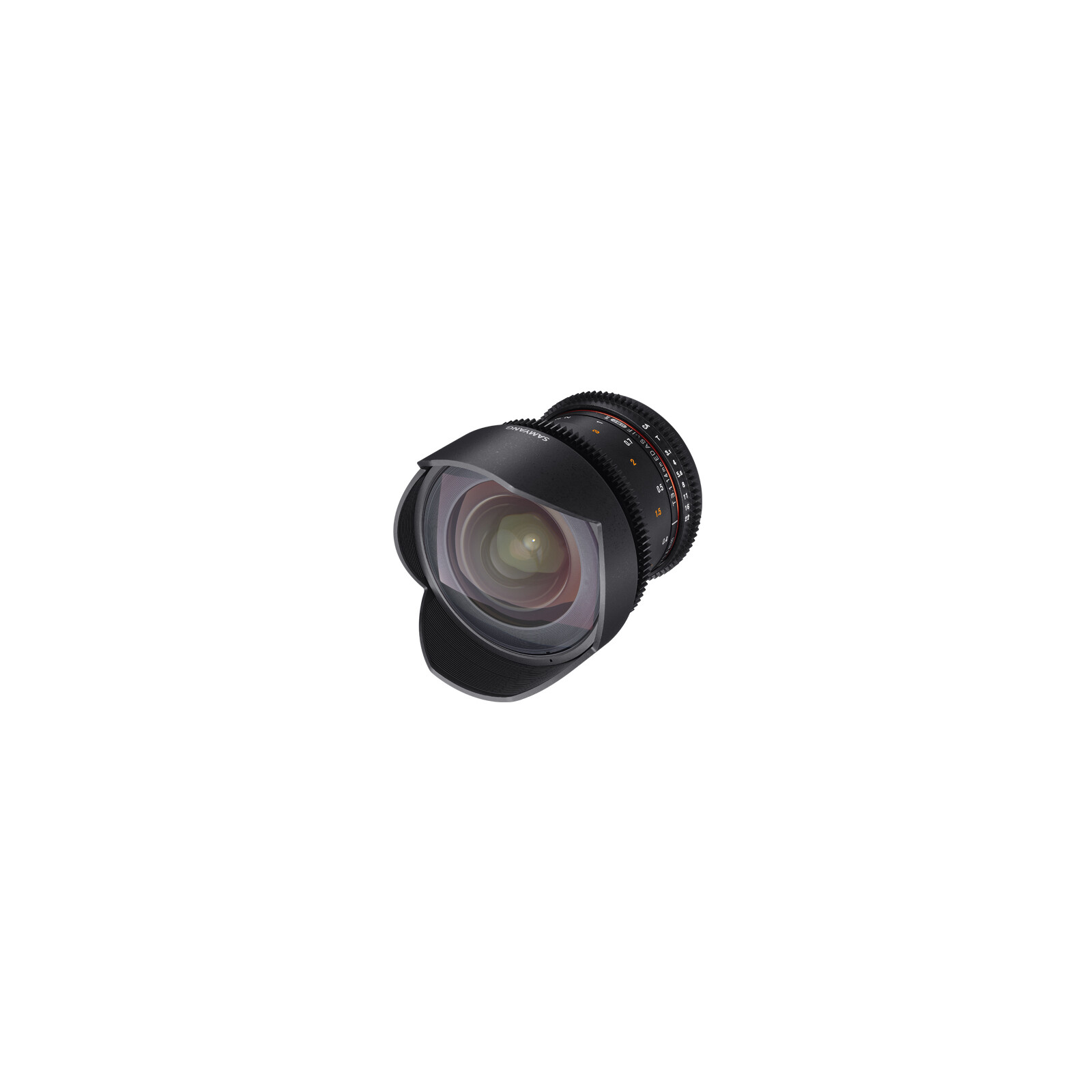 Samyang MF 14/3,1 Video DSLR II Canon EF