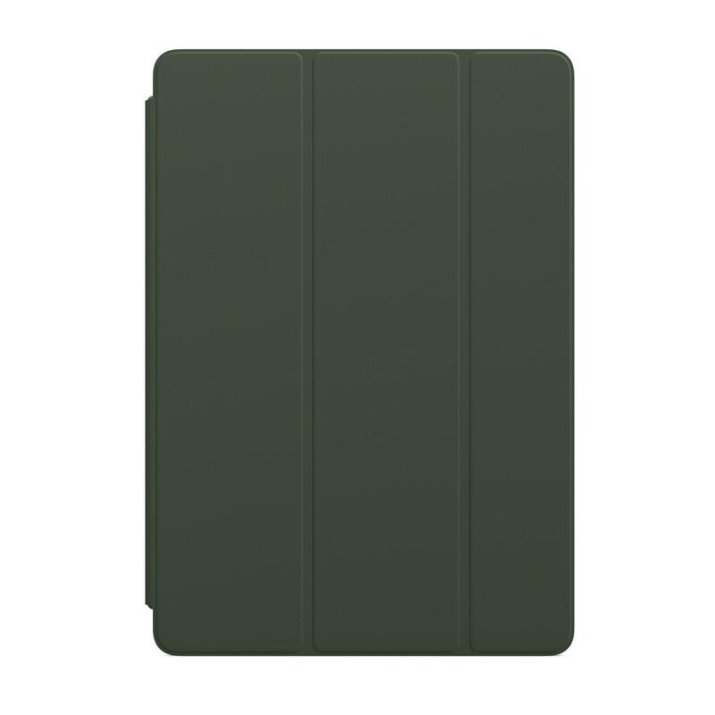 Apple iPad 8. Gen Smart Cover zyperngrün