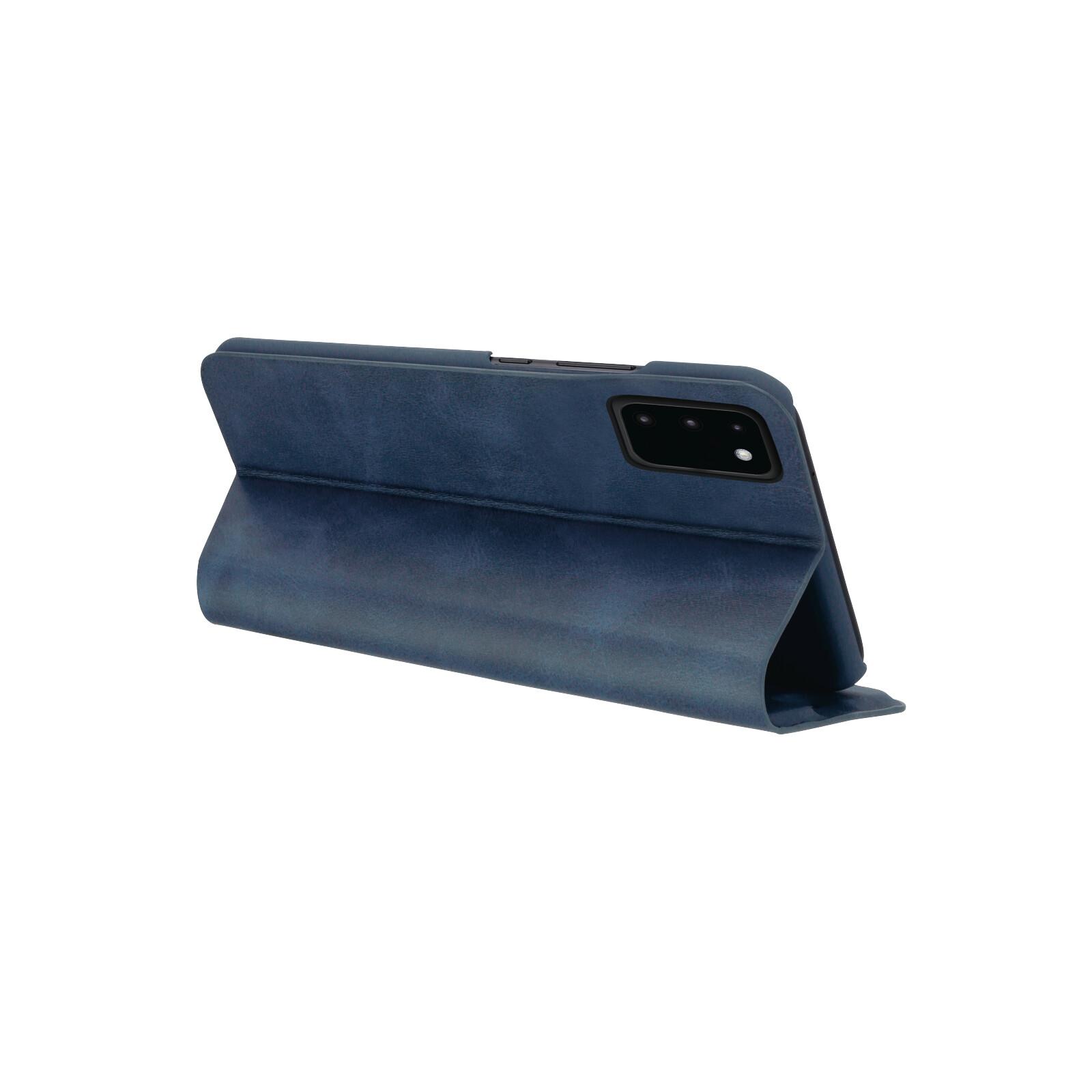 Hama Book Guard Pro Samsung Galaxy A31 Blau