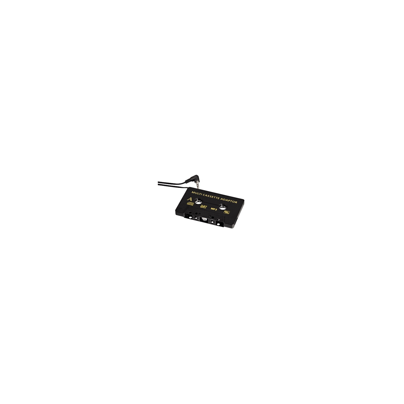 Hama 17524 KFZ-Kassettenadapter Smartphones/MP3