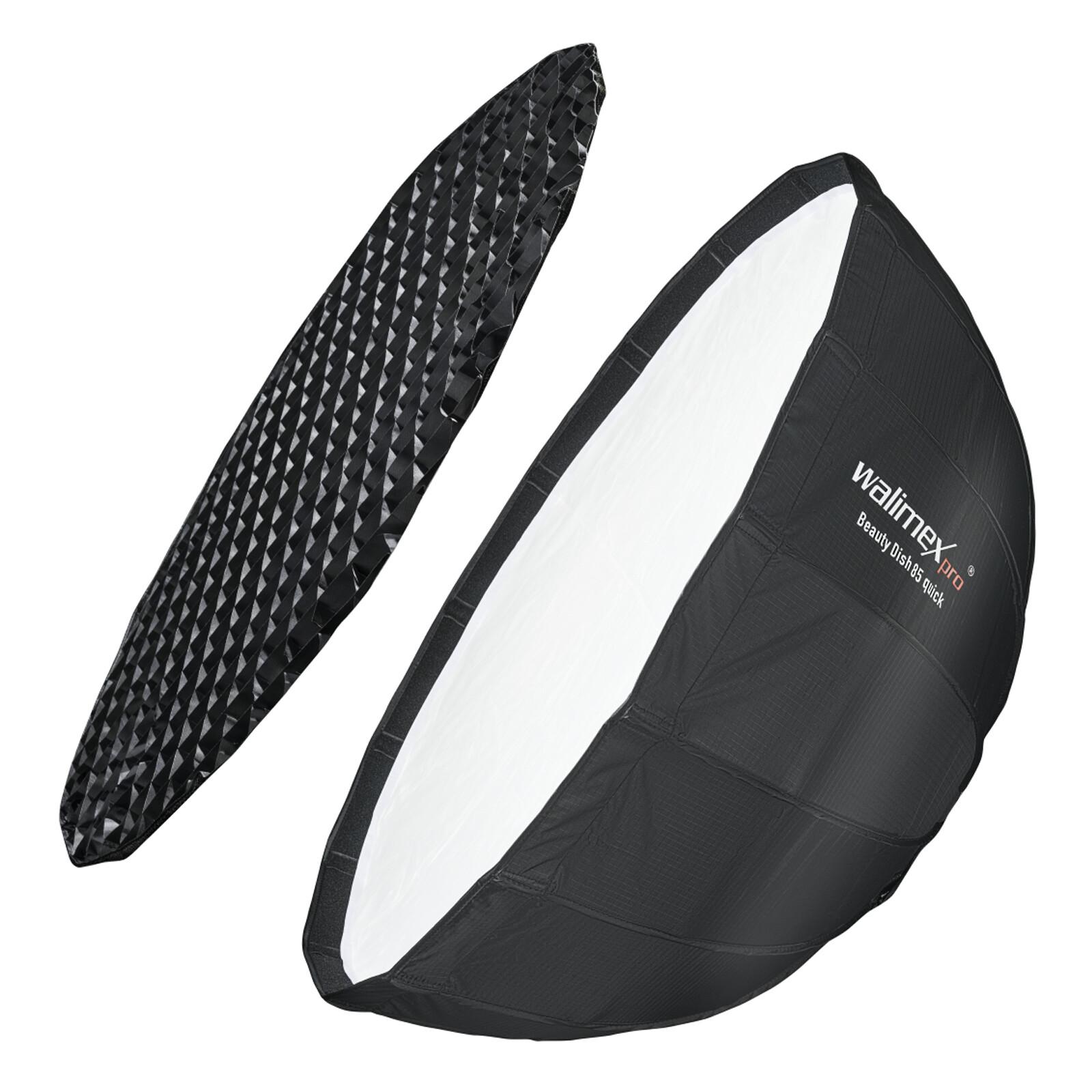 Walimex pro Studio Line Beauty Dish Softbox QA85 Walimex C&C