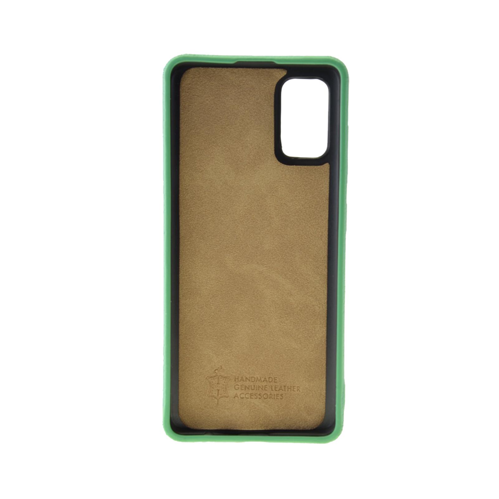 Galeli Backcover FINN Samsung Galaxy A41 mint