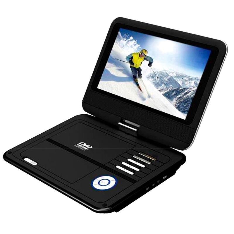 Silva DVD 926 USB portable schwarz