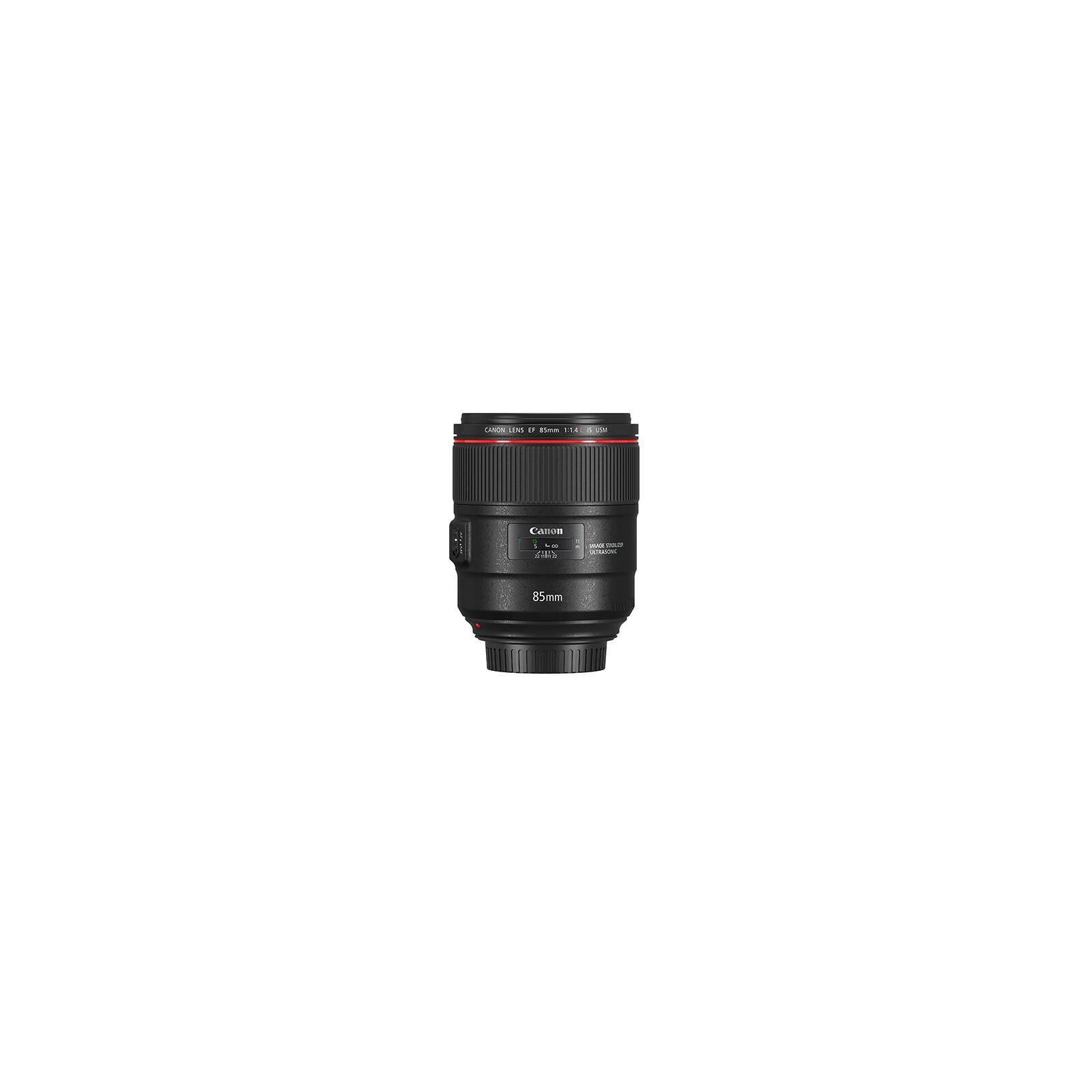 Canon EF 85/1,4L IS USM + UV Filter
