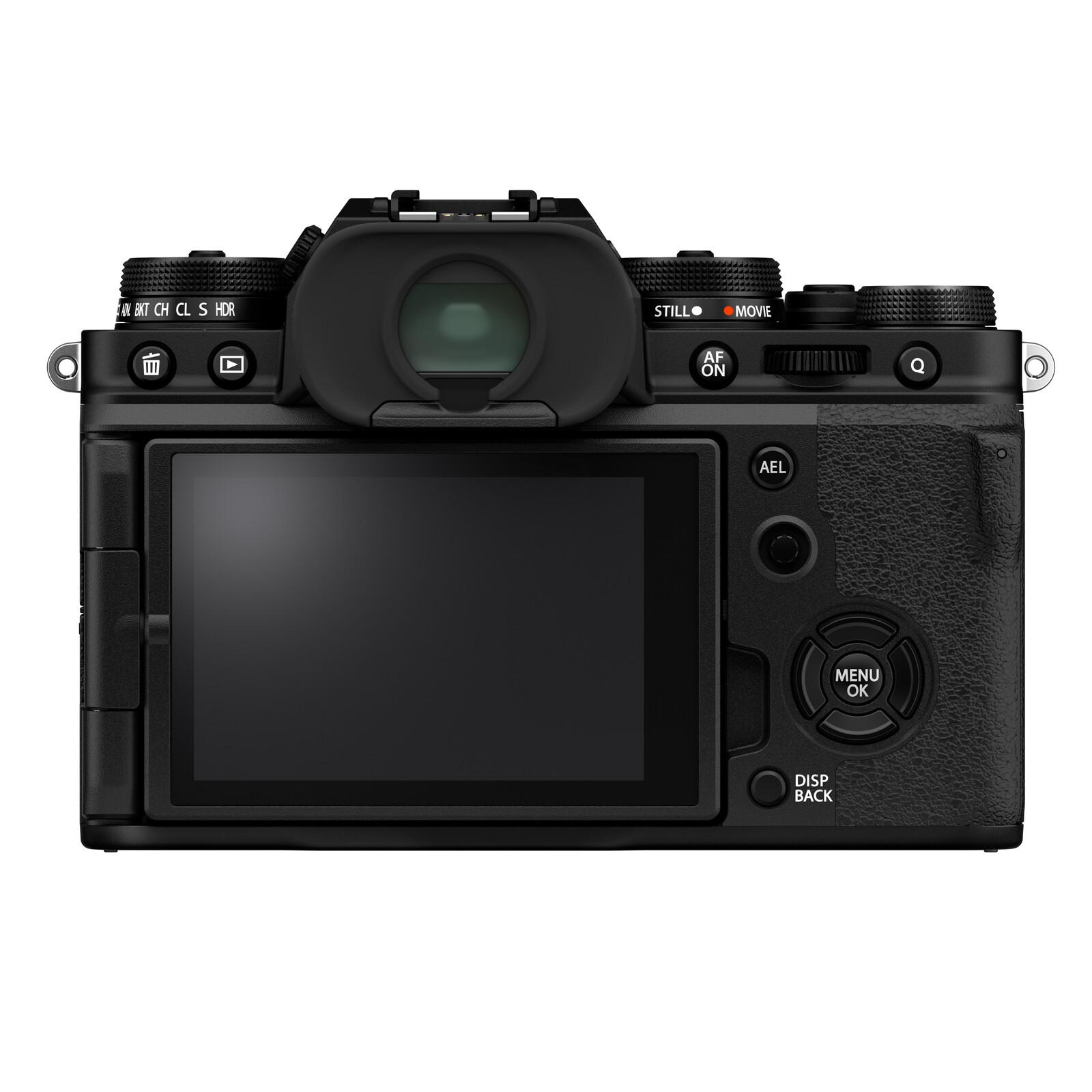 Fujifilm X-T4 Gehäuse black